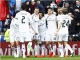Real Madrid 4-1 Sociedad: Benzema lập cú đúp, Real - không - Ronaldo xây chắc ngôi đầu