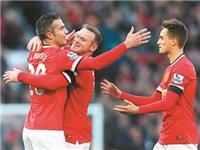Đá 4 hậu vệ, Man United chiến thắng trở lại