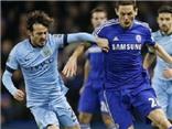 Chelsea 1-1 Man City: Bất phân thắng bại, Chelsea vẫn hơn Man City 5 điểm
