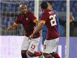 Roma 1-1 Empoli: Roma có nguy cơ kém Juventus 9 điểm