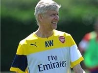 Wenger bắt đầu mơ về ngôi vương cùng Arsenal