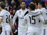 Không Ronaldo, Real vẫn mạnh. Bale lại là trung tâm cảm xúc