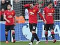 Chelsea hụt bước, Arsenal vượt mặt Man United