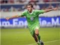 Từ thành công của Wolfsburg: Bas Dost, đời chưa bao giờ đẹp đến thế