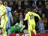 Messi lại đá hỏng 11m: Hỏng tới 20% cả sự nghiệp, trượt 5/10 quả gần nhất