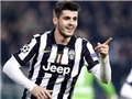 Juventus đánh bại Dortmund 2-1: Alvaro Morata - 'Raul nhỏ' trong vòng tay Bianconeri