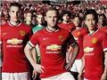 Giá trị tài trợ áo đấu Premier League tăng nhanh nhất châu Âu