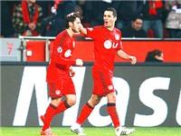 Leverkusen đã làm được một nửa giấc mơ