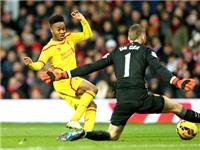 Sterling: 'Tôi đã thay đổi từ sau trận thua Man United'