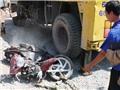 Xe bồn gây tai nạn liên hoàn làm 3 người thương vong