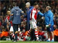 HLV Wenger không trách Giroud sau trận thua Monaco