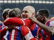 Bayern Munich 4-1 Cologne: Thăng hoa nhờ 'Robbery', Bayern bỏ xa phần còn lại 11 điểm