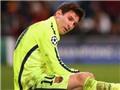 Đá hỏng penalty, Messi bị UEFA loại khỏi đội hình tiêu biểu