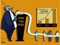 Mài sắc 'vũ khí' biếm họa trong phòng chống tham nhũng