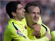 Granada 1-3 Barca: Rakitic, Suarez tỏa sáng, Barca lại 'thổi lửa' vào gáy Real Madrid