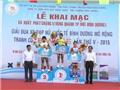 Giải đua xe đạp nữ quốc tế Bình Dương mở rộng 2015: Tay đua Thái Lan chiếm Áo vàng
