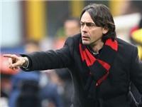 'Chiếc cốc đầy một nửa' của Inzaghi