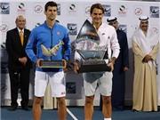Federer: 'Djokovic là tay vợt di chuyển tốt nhất thế giới'