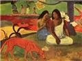 Triển lãm tranh của danh họa Pháp Paul Gauguin: Người châu Âu hoang dã