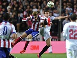 Sevilla 0-0 Atletico Madrid: Atletico gần như hết cơ hội giành chức vô địch Liga