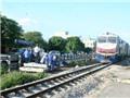Tuyến đường sắt Bắc - Nam hoạt động trở lại sau tai nạn