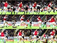 Xem lại tuyệt phẩm độc nhất vô nhị của Dennis Bergkamp trong màu áo Arsenal