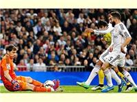 Sự lặng lẽ của Casillas