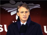Inter Milan gục ngã trên sân nhà: Chỉ là tai nạn của Mancini