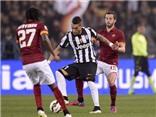 Roma 1-1 Juventus: Tevez ghi bàn, hơn người, Juve vẫn mất điểm