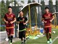 Xuân Trường ở lại đội Olympic, Bình Dương gặp khó trước Kashima Reysol