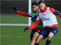 Arsenal: Ramsey và Coquelin kịp bình phục cho trận derby London