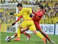 Oseni ghi bàn, Bình Dương thua Kashima Reysol 1-5