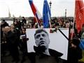 Tổng thống Nga Putin gửi vòng hoa viếng cựu Phó Thủ tướng B.Nemtsov