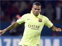 Barca: Tránh 'vỏ dưa' Alves, coi chừng vớ 'vỏ dừa'