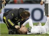 Marco Reus lại dính chấn thương, Dortmund lo sốt vó