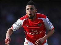 Arsenal: Vỡ mũi, Coquelin quyết ra sân dù phải đeo mặt nạ