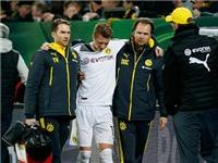 Juergen Klopp trách đội ngũ y tế Dortmund vì chấn thương của Reus