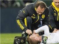 Marco Reus chỉ bị… thâm đầu gối, không phải nghỉ hết mùa