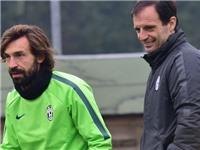 Max Allegri: 'Pirlo sẽ trở lại trong trận gặp Dortmund'