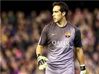 Hàng thủ Barcelona: Hoan hô Bravo – Trái tim quả cảm!