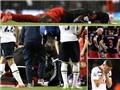 Bafetimbi Gomis bất ngờ gục ngã, bất tỉnh trong trận đấu giữa Swansea và Tottenham
