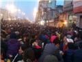 Dân đi cầu an tại Tổ đình Phúc Khánh ngày Rằm tháng Giêng bị 'Chặt chém tơi bời'