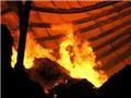 Hỏa hoạn tại TP.HCM, bốn người kịp thời thoát nạn