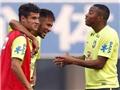 Đội tuyển Brazil: Coutinho được triệu tập, Robinho trở lại