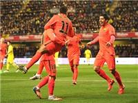Barca vào chung kết: Nền móng đầu tiên cho mộng ăn ba