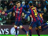 Messi xuất sắc ngay cả khi không ghi bàn