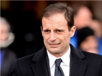 Max Allegri: 'Fiorentina thắng xứng đáng. Juve đã mất quá nhiều sức trong trận gặp Roma'