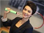 Nữ hoàng banh nỉ Thùy Dung: Tennis chưa dành cho người Việt