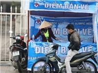 Không sốt vé xem Olympic Việt Nam