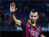 Hàng tiền vệ Barca: Với Mascherano, Busquets hãy yên tâm dưỡng thương